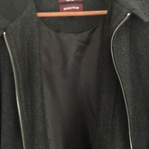 Nordstrom Jackets & Coats - Mens-Nordstroms-gray-wool-jacket-Med new no tags
